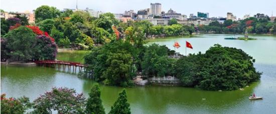 Lake Ho Hoan Kiem
